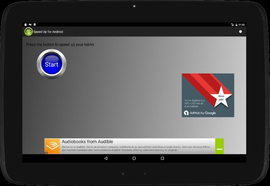 Speed Up for Android Tablet for Android - APK Download
