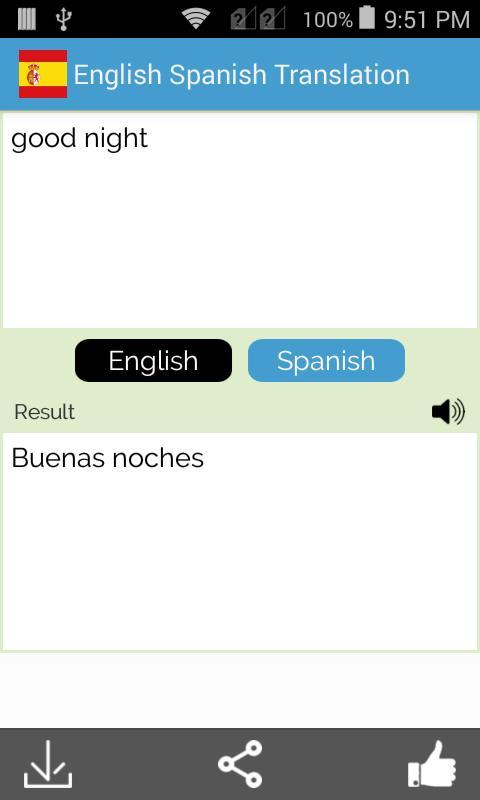 Best english to spanish translation website