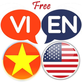 Vietnamese English Translator icon