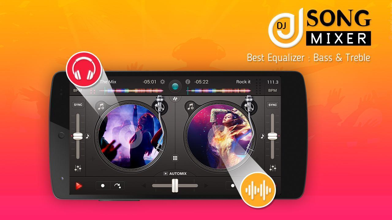 DJ Song Mixer: Mobile DJ Player 2019 for Android - APK Download