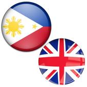 Tagalog to English Translator icon