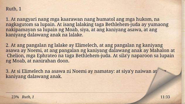 Tagalog Bible, Ang Biblia screenshot 4