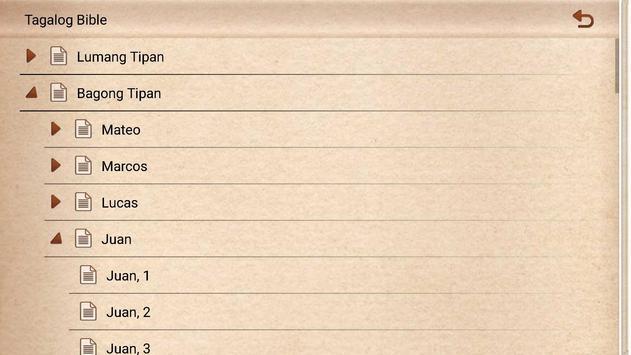 Tagalog Bible, Ang Biblia screenshot 5