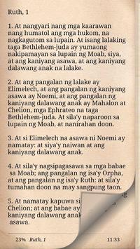 Tagalog Bible, Ang Biblia poster