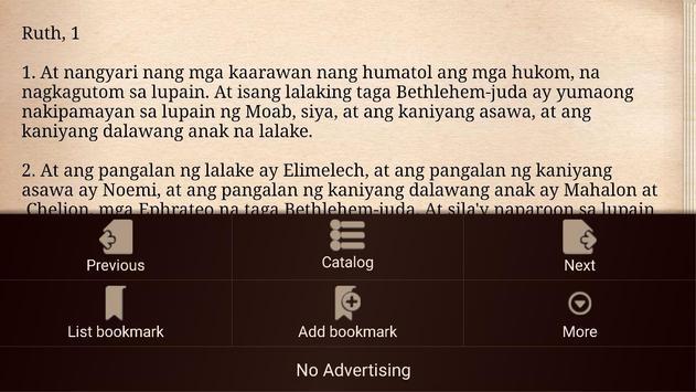 Tagalog Bible, Ang Biblia screenshot 10