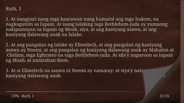 Tagalog Bible, Ang Biblia screenshot 11