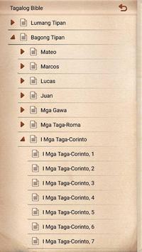 Tagalog Bible, Ang Biblia apk screenshot