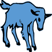 不幸の青いヤギ icon