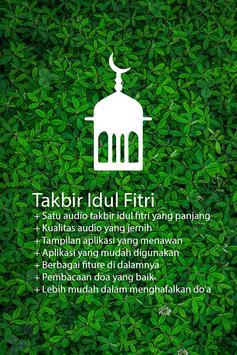 Takbir Idul Fitri Mp3 apk screenshot