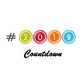 2019 Countdown icon