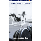 Manage Your Gym icon