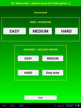 Talk German Grammar F screenshot 6