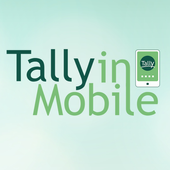 Tally In Mobile icon