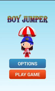 Boy jumper poster