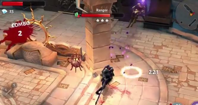 Tips Dungeon Hunter 5 League 2 apk screenshot