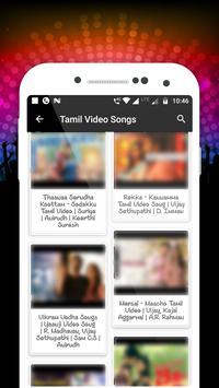 A-Z Tamil Songs & Music Videos 2018 تصوير الشاشة 7