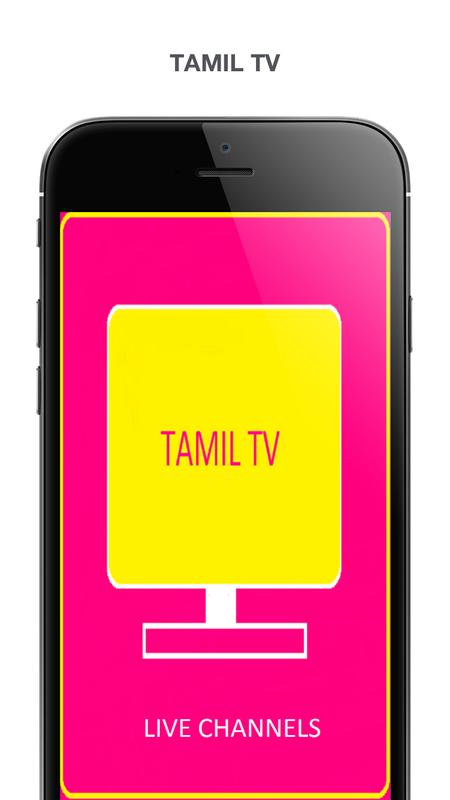 Tamil Mobile TV:Live TV ,HD TV APK Download - Free Entertainment APP ...