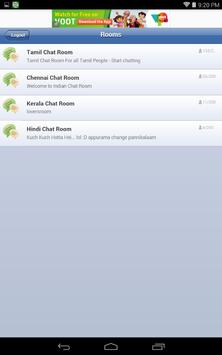 Tamil Chat screenshot 15