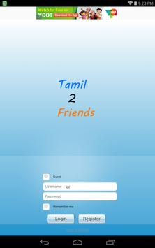 Tamil Chat screenshot 12