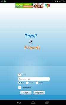Tamil Chat screenshot 13