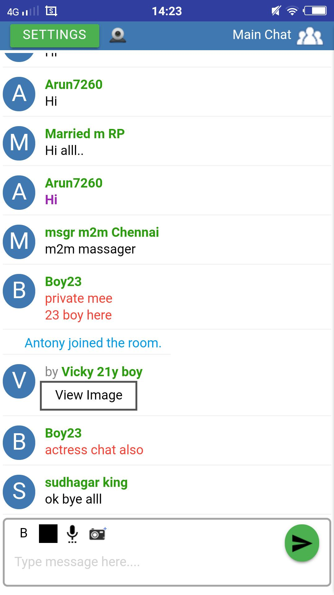 Tamil chat sites