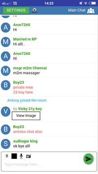 Tamil Chat screenshot 6