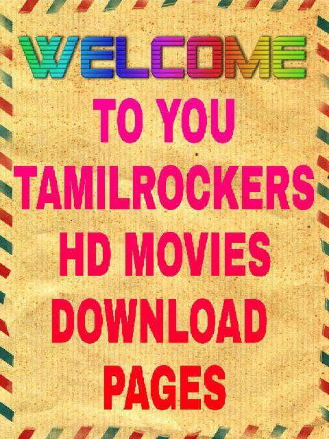 TamilRocker:2018 HD Tamil New movies Tamilrockers for Android - APK