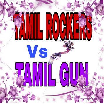 TamilRockers Vs TamilGun -HD Movies poster
