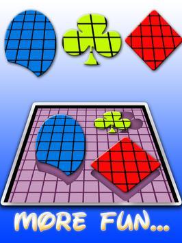 Curved King Tangram : Shape Puzzle Master Game screenshot 13