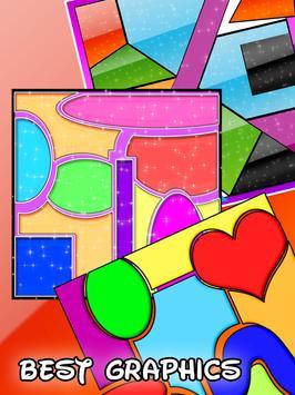 Curved King Tangram : Shape Puzzle Master Game screenshot 2