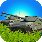 Tanks Battle. Armed Forces icon