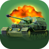 Tanks Shoot. Tanks War icon
