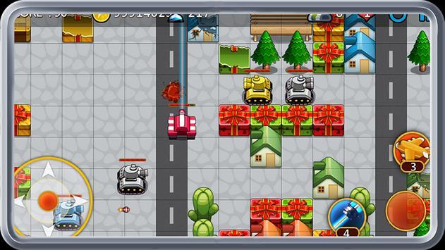 Tank Battle City screenshot 3