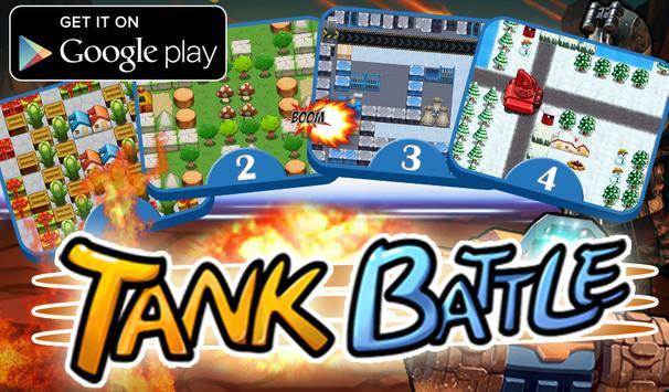 Tank Battle City screenshot 1