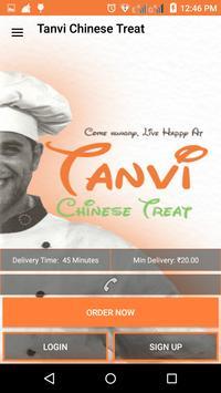 Tanvi Chinese Treat apk screenshot
