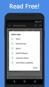 News Tanzania screenshot 3