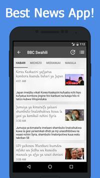 News Tanzania screenshot 1