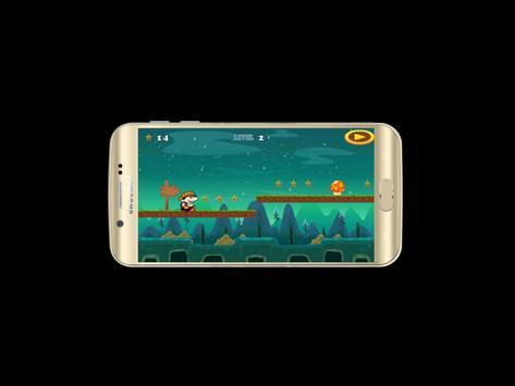Max Man Adventure apk screenshot