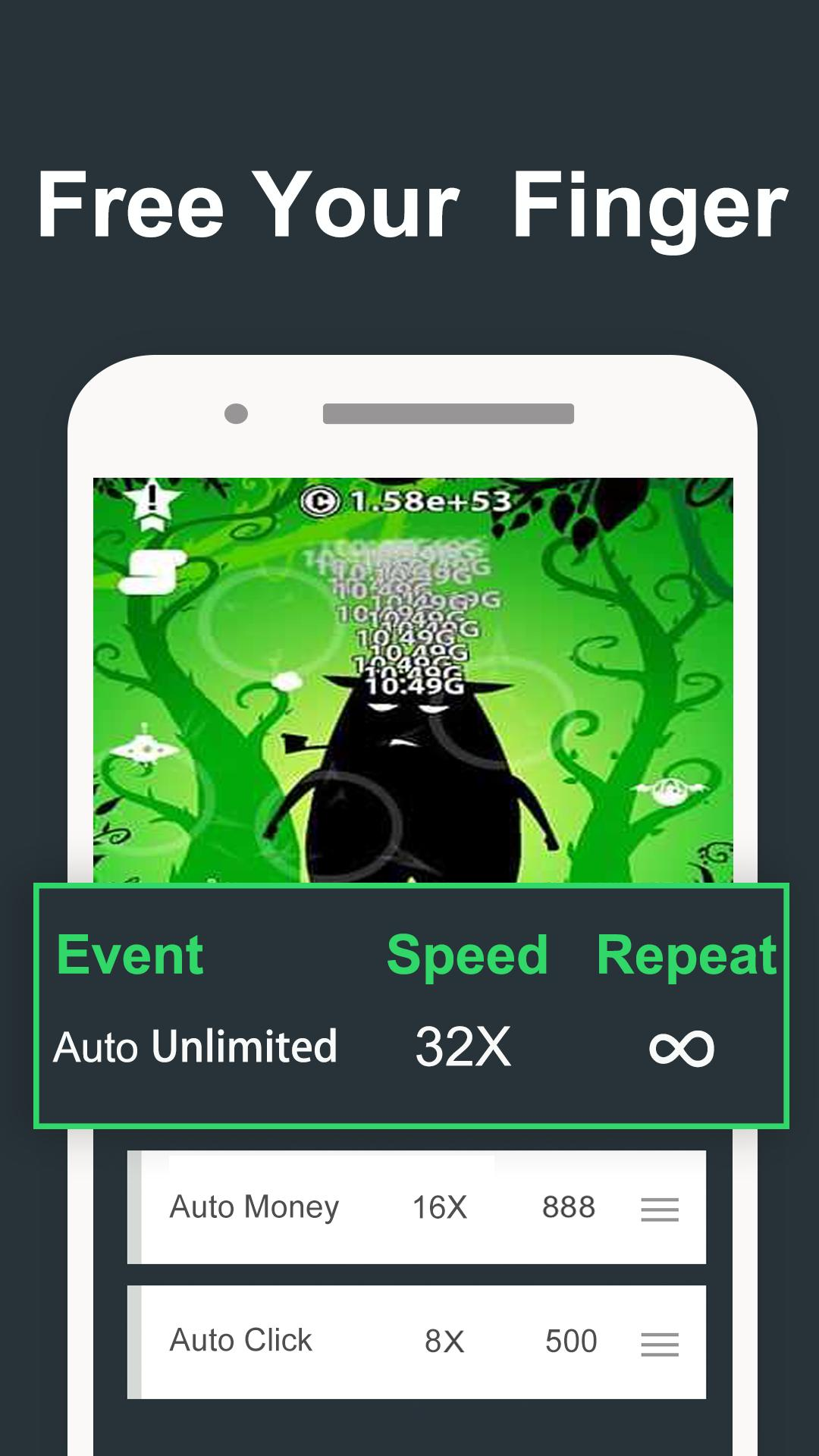 Auto Clicker for Mine Clicker - Clicking Game for Android - APK Download