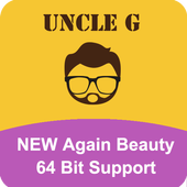 Uncle G 64bit plugin for NEW Again Beauty icon