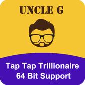 Uncle G 64bit plugin for Tap Tap Trillionaire icon