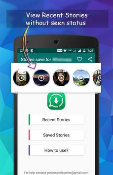 Story Saver for Whatsapp 截图 1