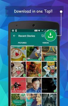 Story Saver for Whatsapp 截图 2