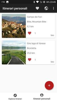 RouteLink apk screenshot