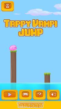 Tappy Vampi JUMP poster