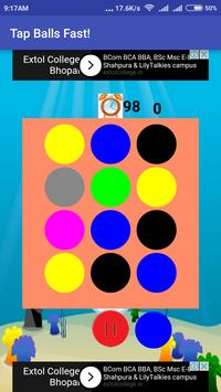 Tap Ball Fast apk screenshot