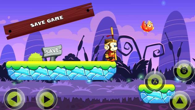 Super Hero Endless Adventure - Platformer Game screenshot 3