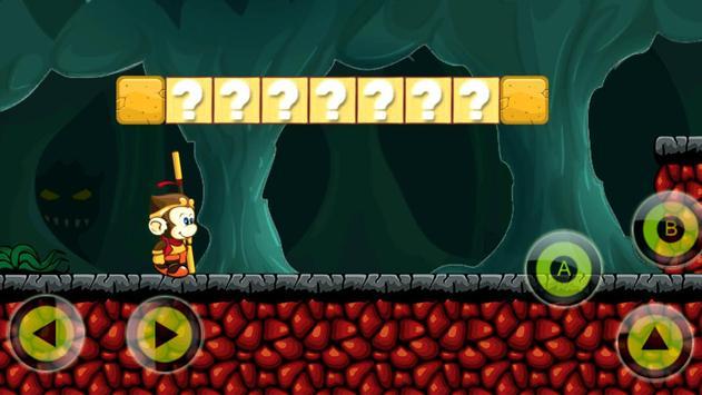 Super Hero Endless Adventure - Platformer Game poster