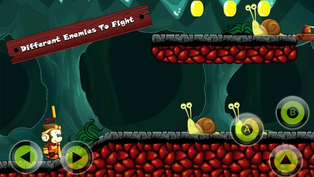 Super Hero Endless Adventure - Platformer Game screenshot 1
