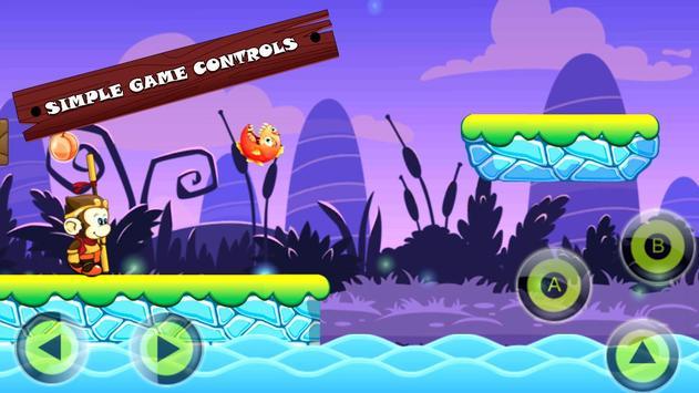 Super Hero Endless Adventure - Platformer Game screenshot 2